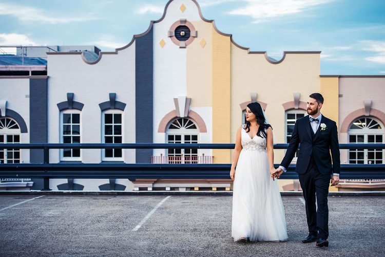The Warehouse Brisbane Weddings