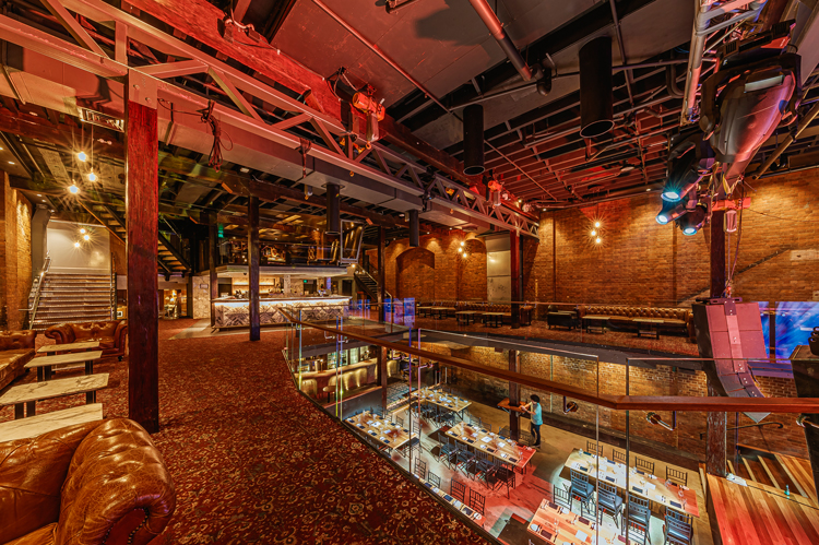 The Warehouse Brisbane Function and Events Venue - Basement and Mezzanine