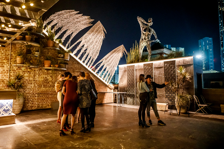 The Warehouse Brisbane Function and Events Venue - Loft and Rooftop Terrace