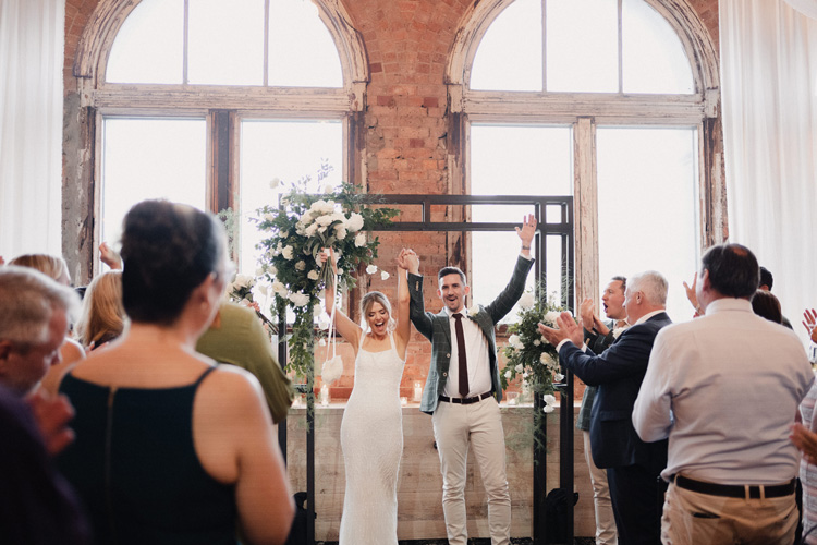 The Warehouse Brisbane Micro Weddings